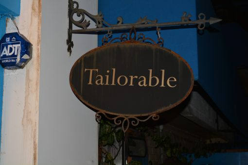 tailorable